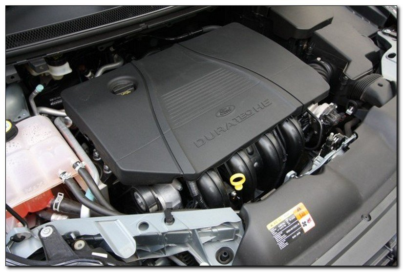 2009 ford focus Engine