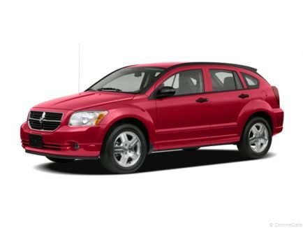 2007 dodge caliber Front Side