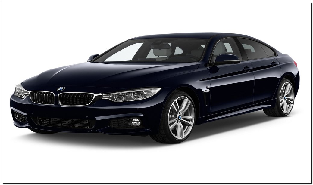 2015 BMW 4-Series 435i Gran Coupe Sedan