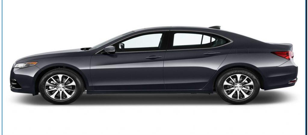 2015 Acura TLX Tech Sedan 1a