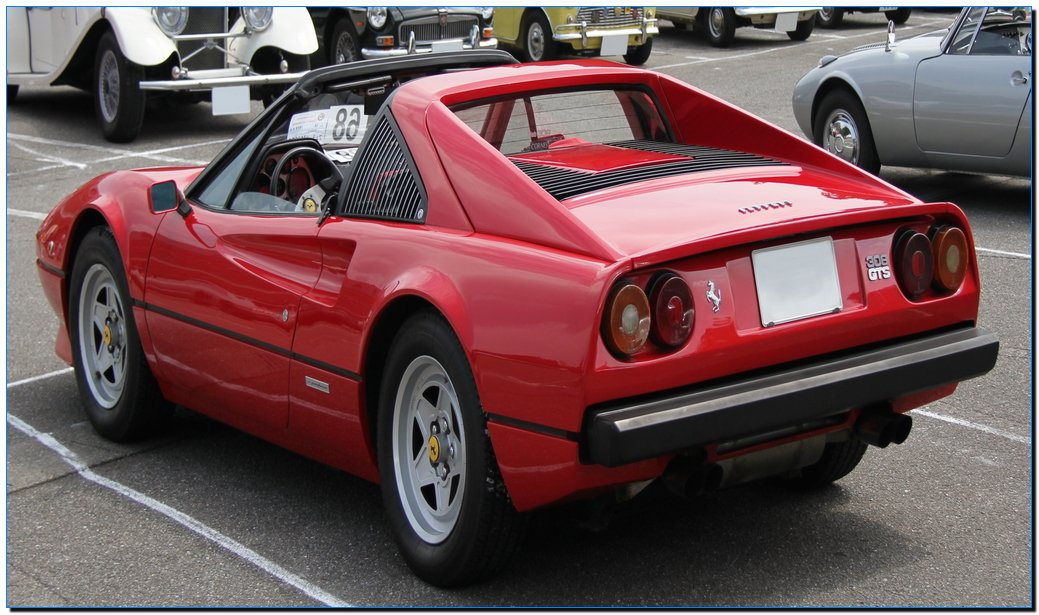 ferrari 308 gts price review price release date and specification. Black Bedroom Furniture Sets. Home Design Ideas