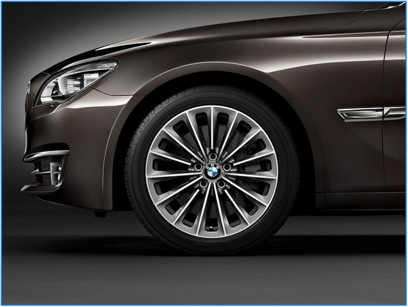 2015 bmw 7 series dimensions