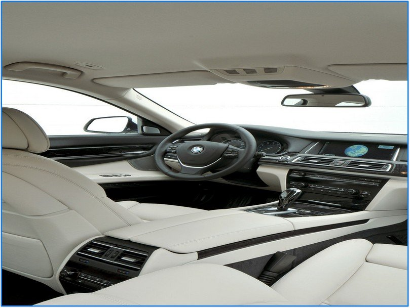 2015 bmw 7 series interior