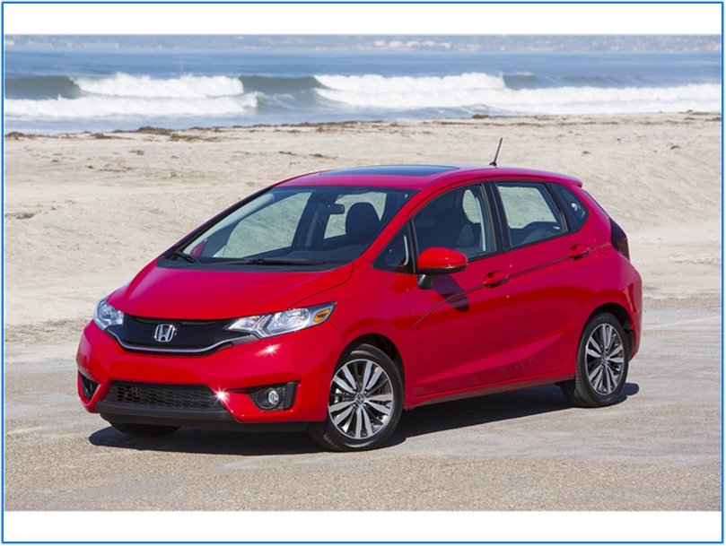 2015 honda fit ex msrp
