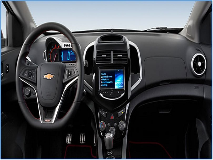 chevrolet sonic 2015 reviews specifications review price. Black Bedroom Furniture Sets. Home Design Ideas
