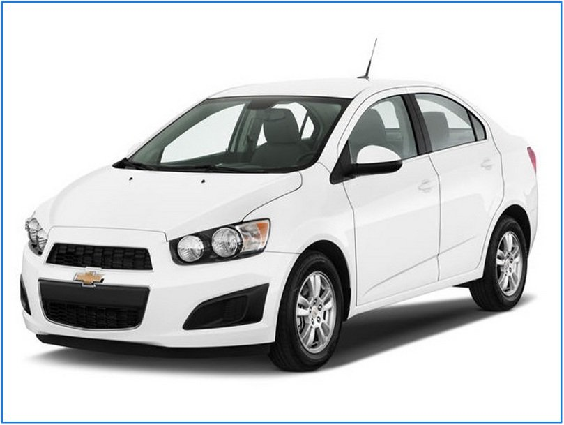 chevrolet sonic 2015 review