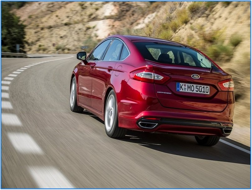 ford mondeo 2015 accessories