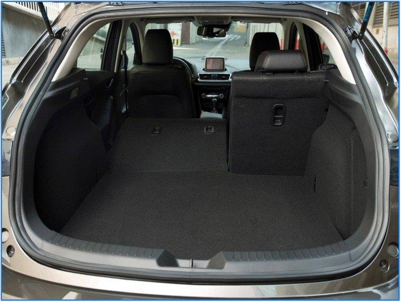 mazda 3 2015 hatchback