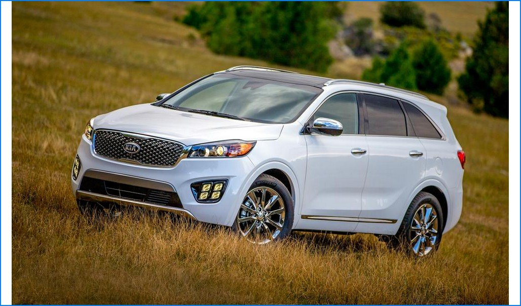 2016 kia sorento reviews specifications review price. Black Bedroom Furniture Sets. Home Design Ideas