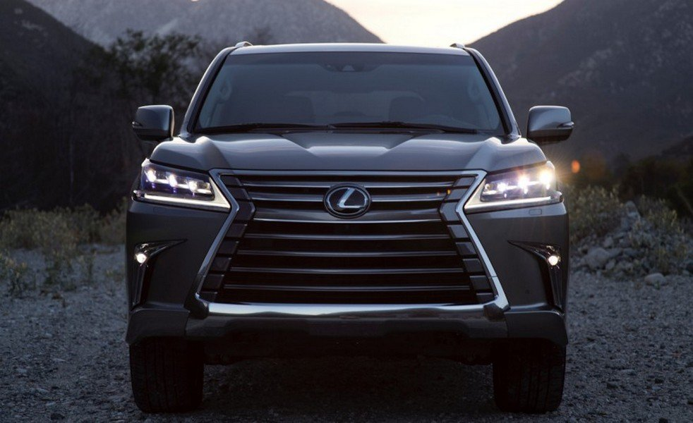 2016 lexus lx 570 review