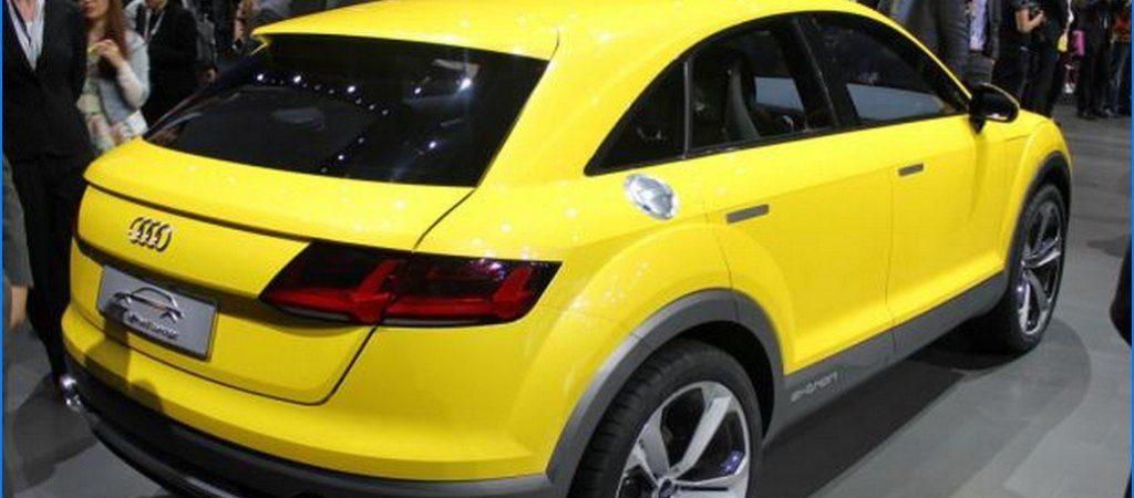 2016 Audi Q4 msrp