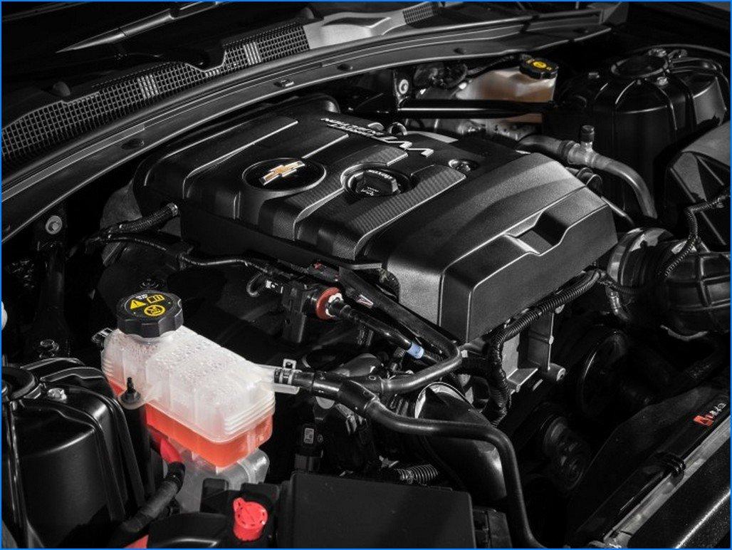 2016 Chevrolet Camaro msrp