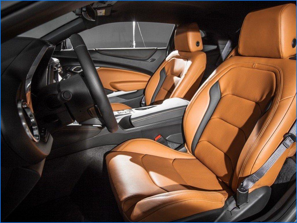 2016 Chevrolet Camaro reviews