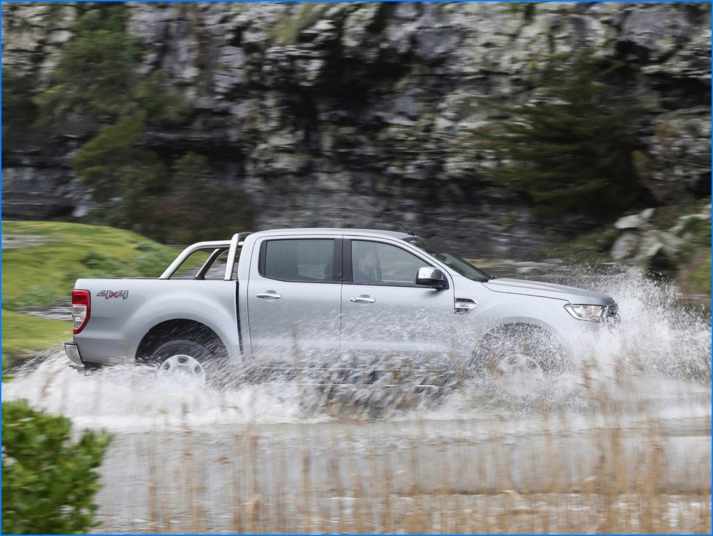 2016 Ford Ranger msrp