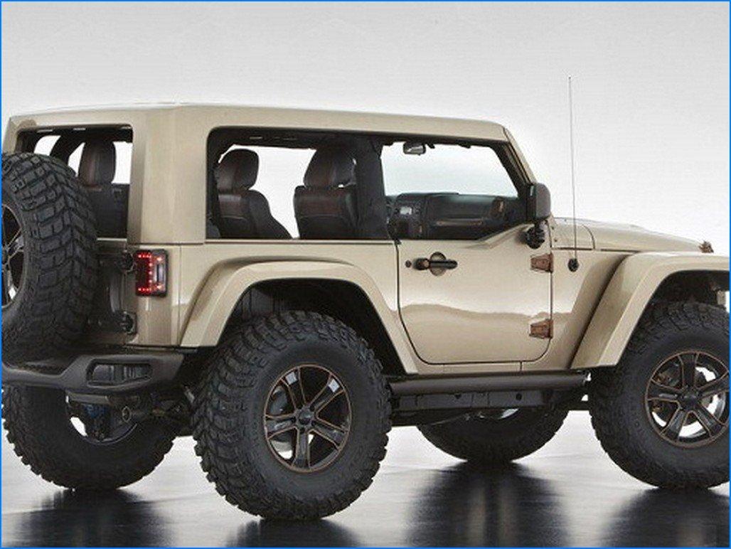 2016 Jeep Wrangler Price release
