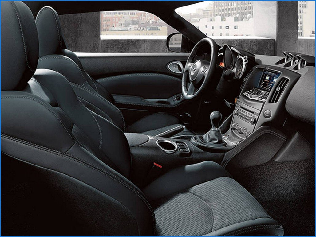 2016 Nissan 370Z Nismo spec