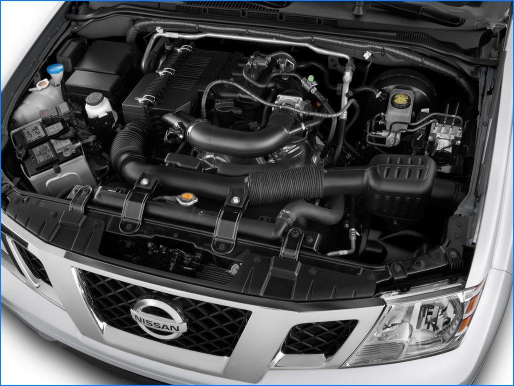 2016 Nissan Frontier spec