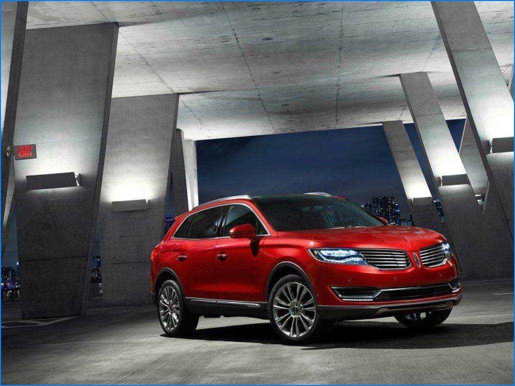 2016 lincoln mkx mrsp