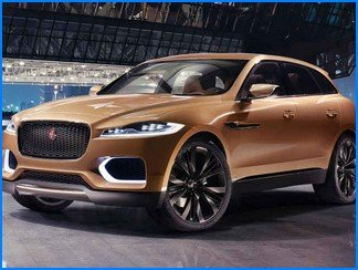 2016 new jaguar f pace