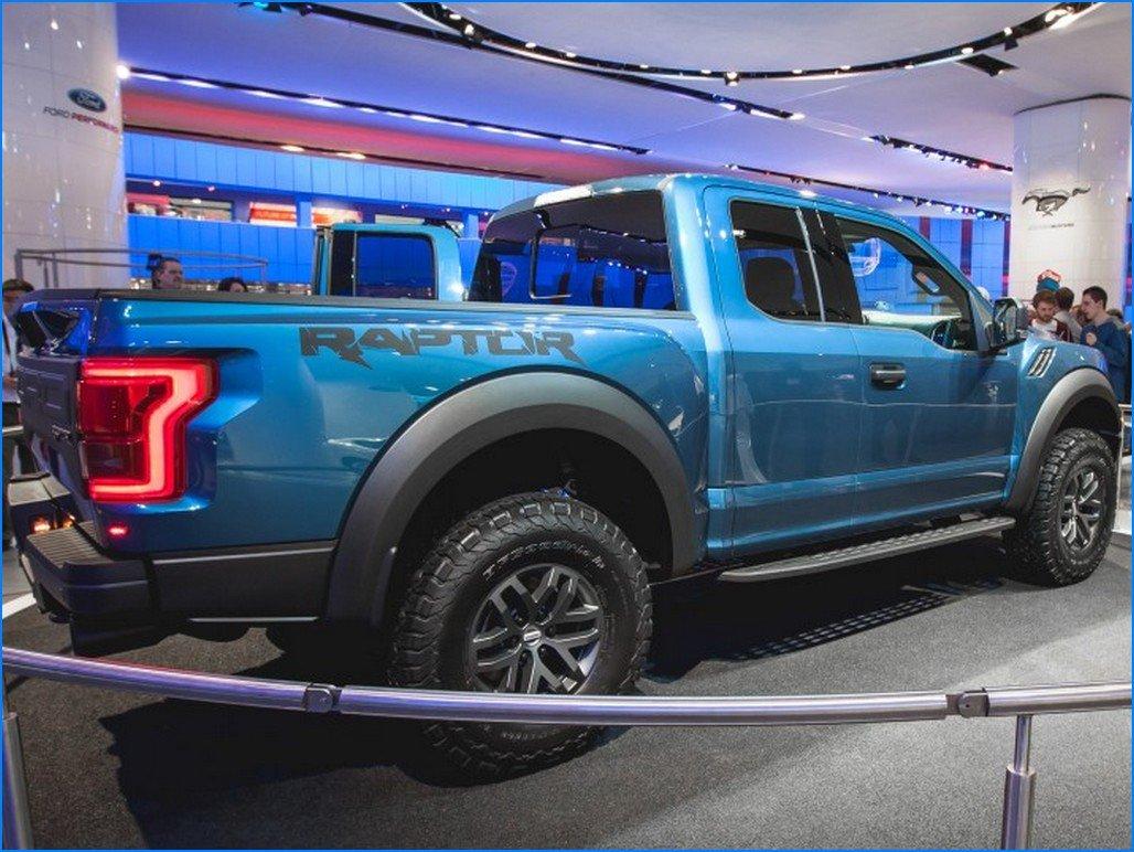 2017 Ford Raptor price