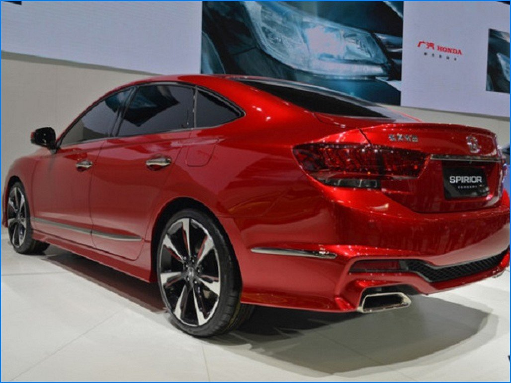 2017 Honda Accord Redesign Review Price Release Date And