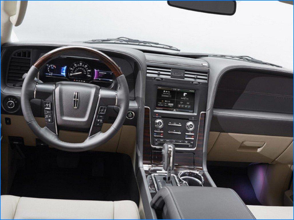 2017 Lincoln Navigator mrsp