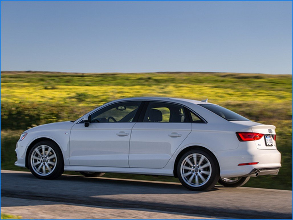2016 Audi A3 msrp