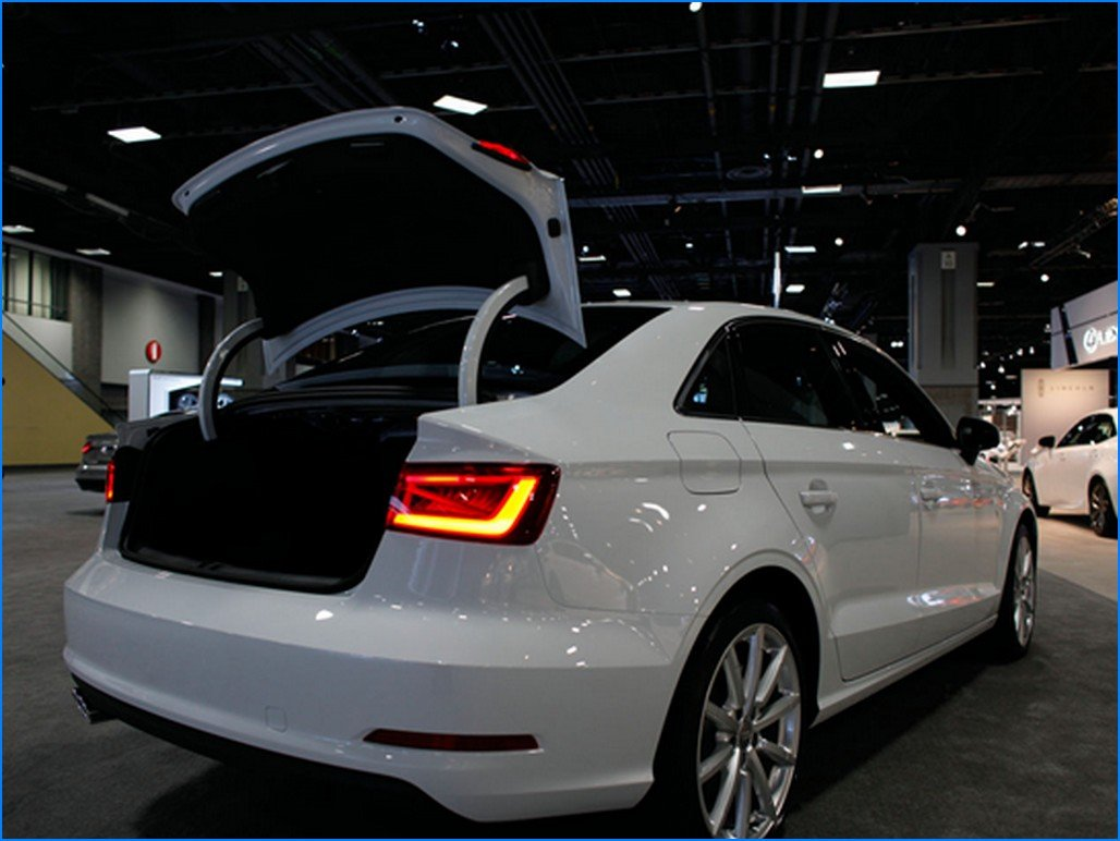 2016 Audi A3 release date