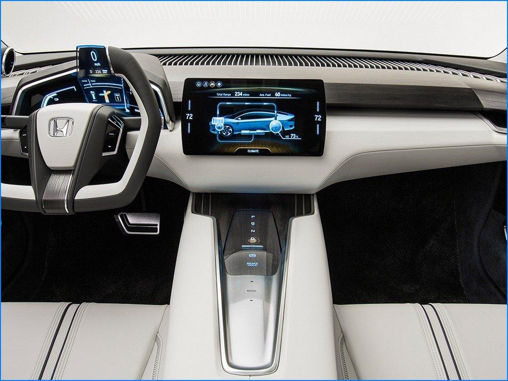 2016 Honda FCV msrp