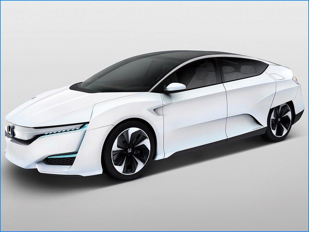 2016 Honda FCV price
