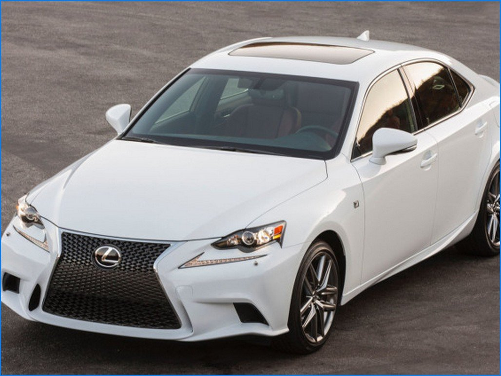 2016 Lexus IS250 mpg