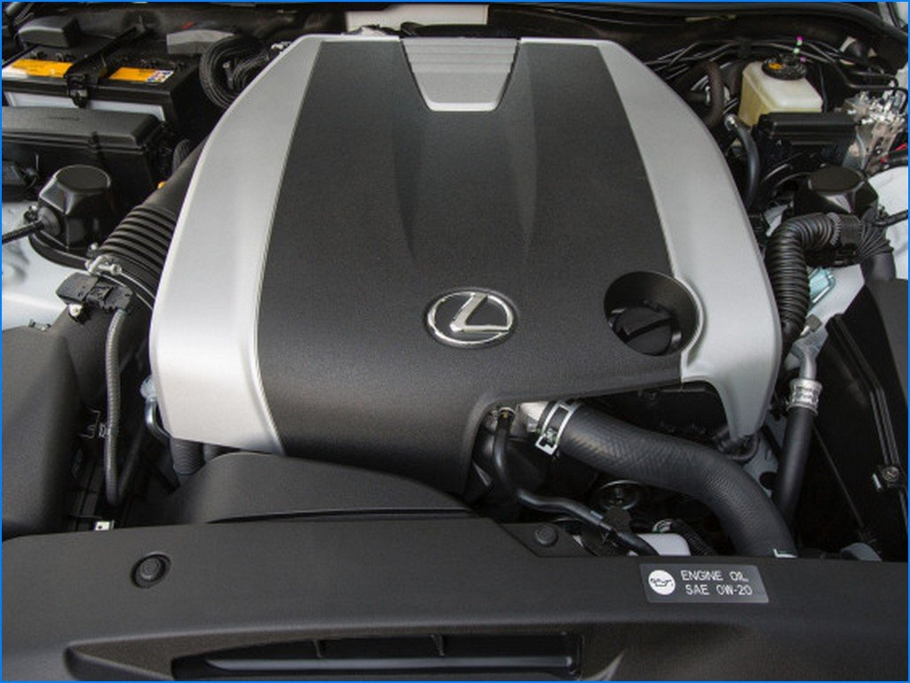 2016 Lexus IS250 review