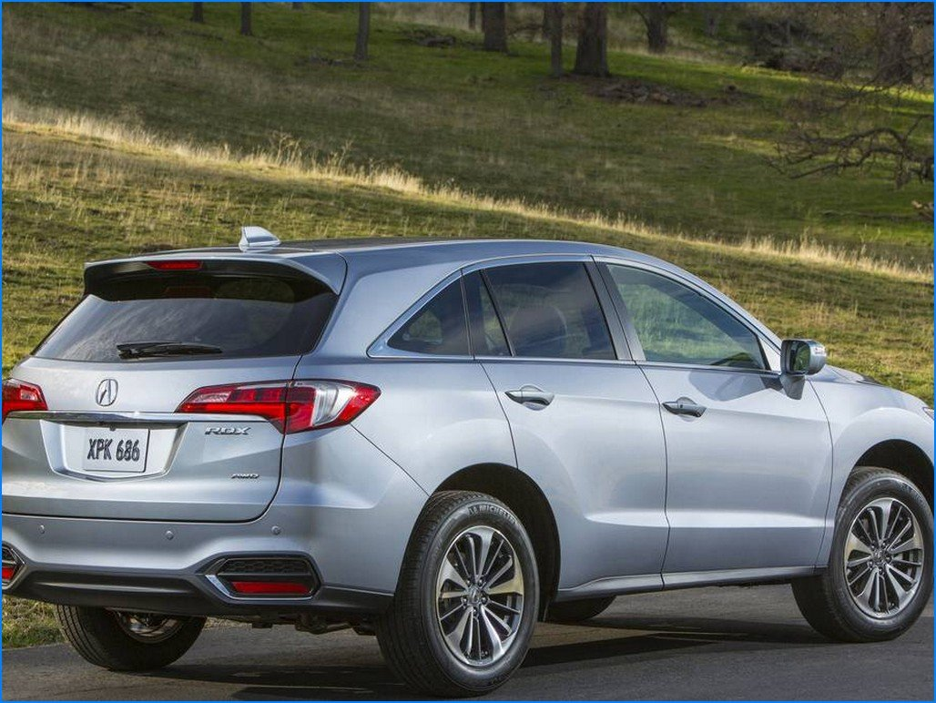 2016 acura rdx release date