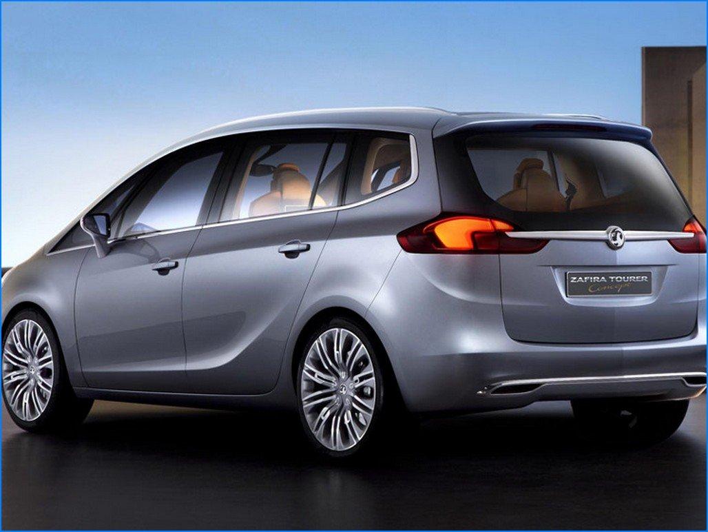 2016 Opel Zafira msrp