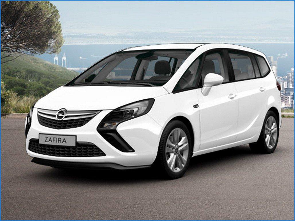 2016 Opel Zafira redesign