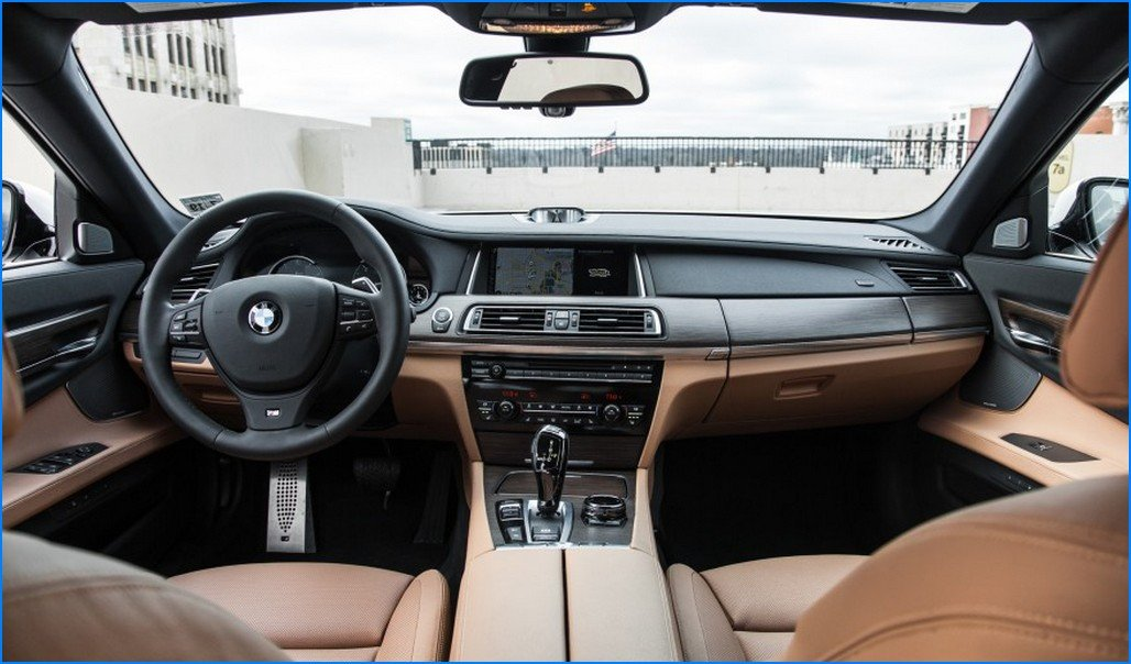 BMW 740 LD 2015 Price