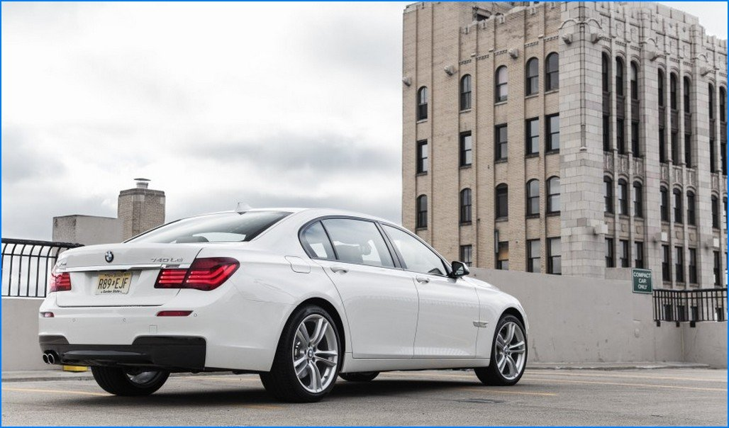 BMW 740 LD 2015 Release date
