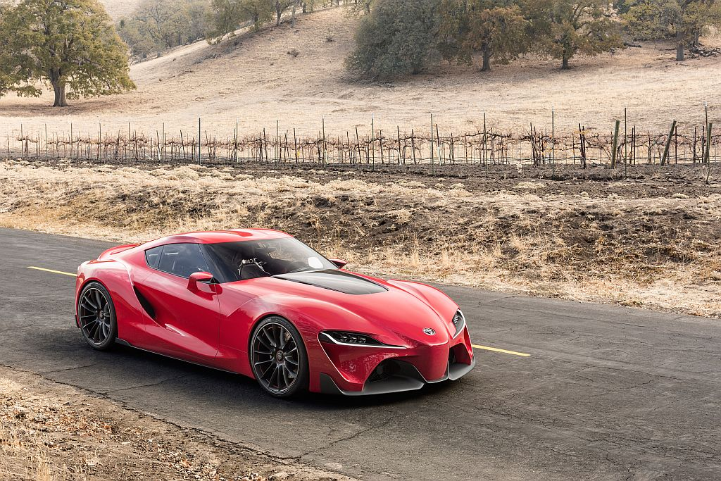 2017 Toyota Supra Top Speed