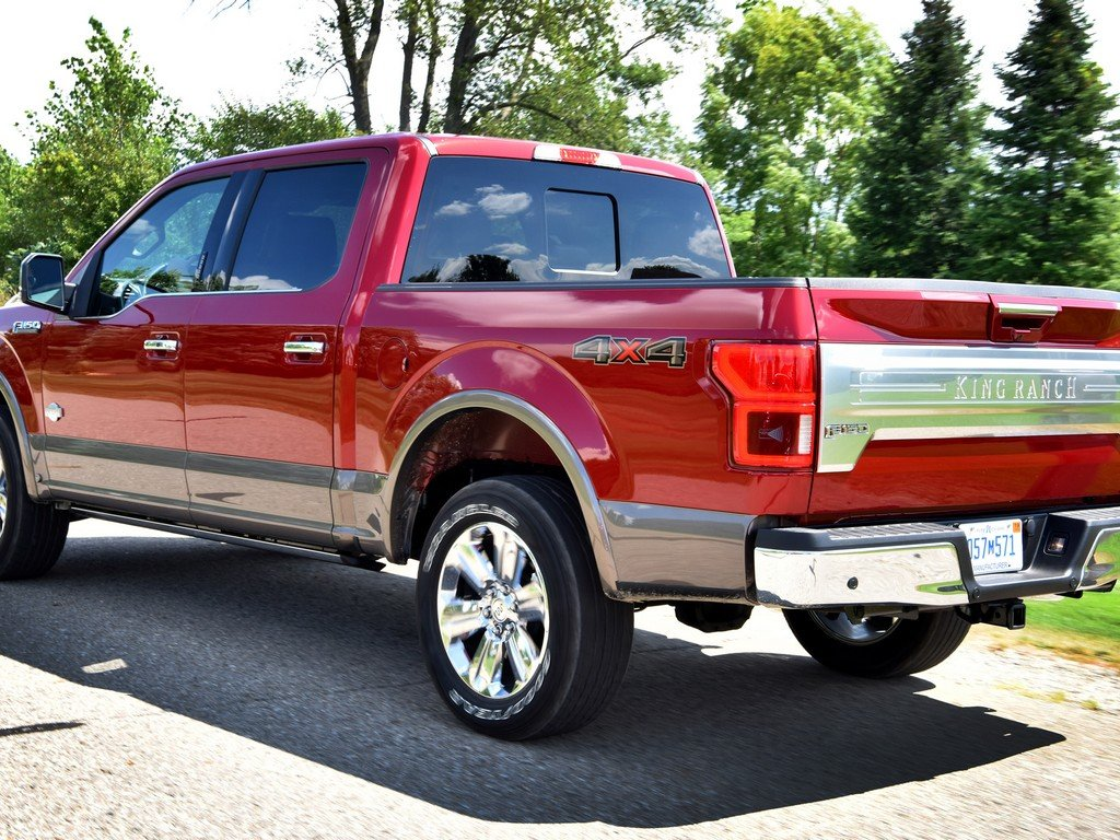 2018 ford f150 towing specs
