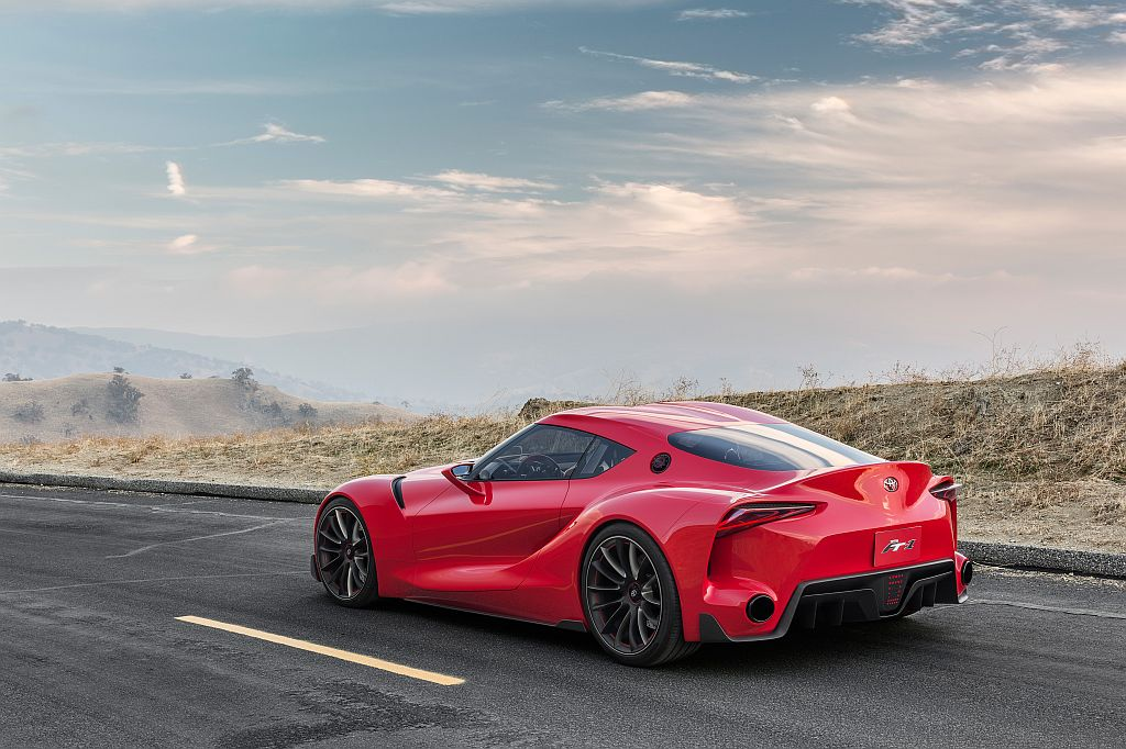 2017 Toyota Supra >> Toyota Supra 2017 For Sale Review Price Release Date And