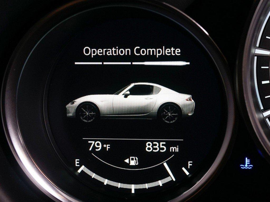 2017 Mazda MX-5 Miata Spec