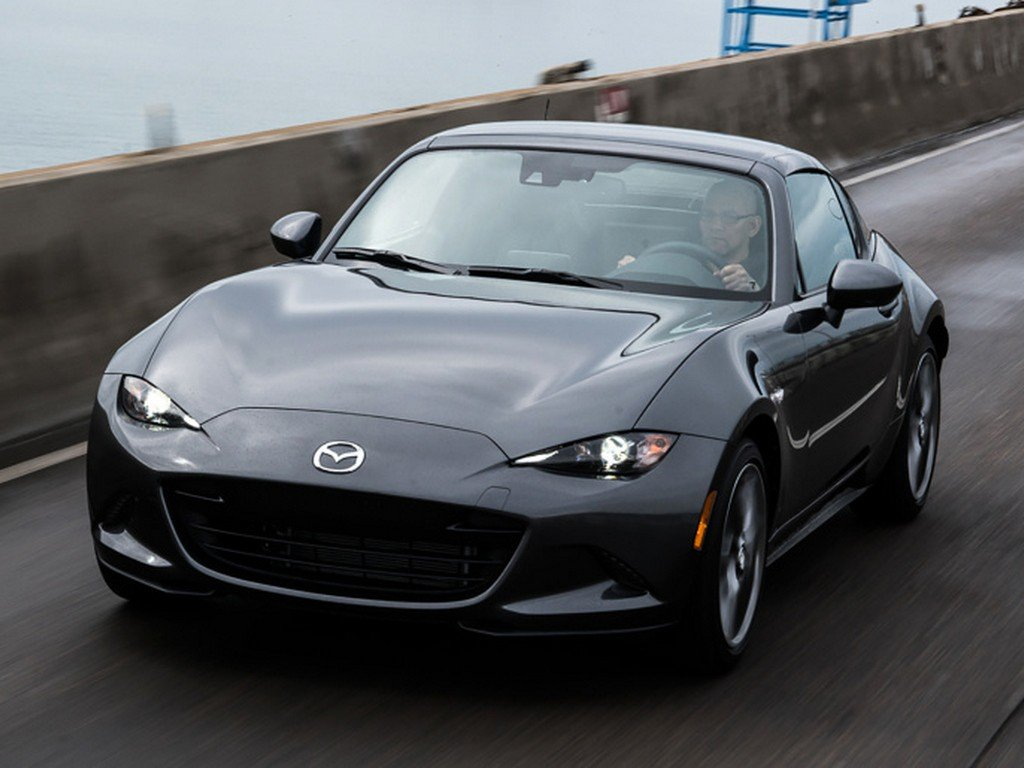 2017 mazda mx 5 miata rf launch edition review price. Black Bedroom Furniture Sets. Home Design Ideas