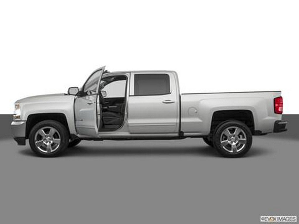 2018 chevy silverado colors