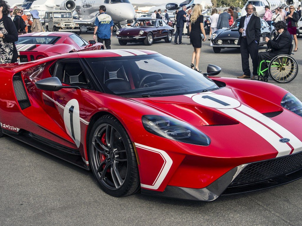 2018 ford gt for sale