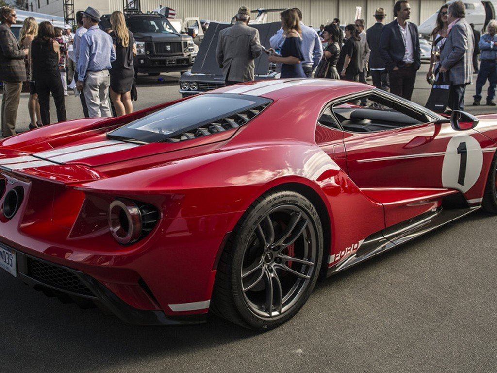 2018 ford gt msrp