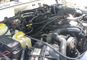 1996 jeep cherokee Engine