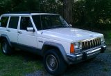 1996 jeep cherokee Front
