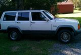 1996 jeep cherokee Side View