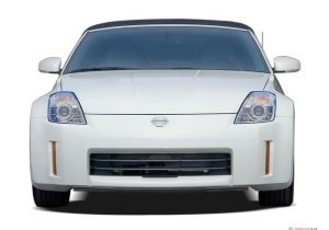 2006 Nissan 350z Front