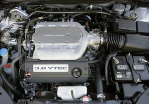 2007 Honda Accord Engine